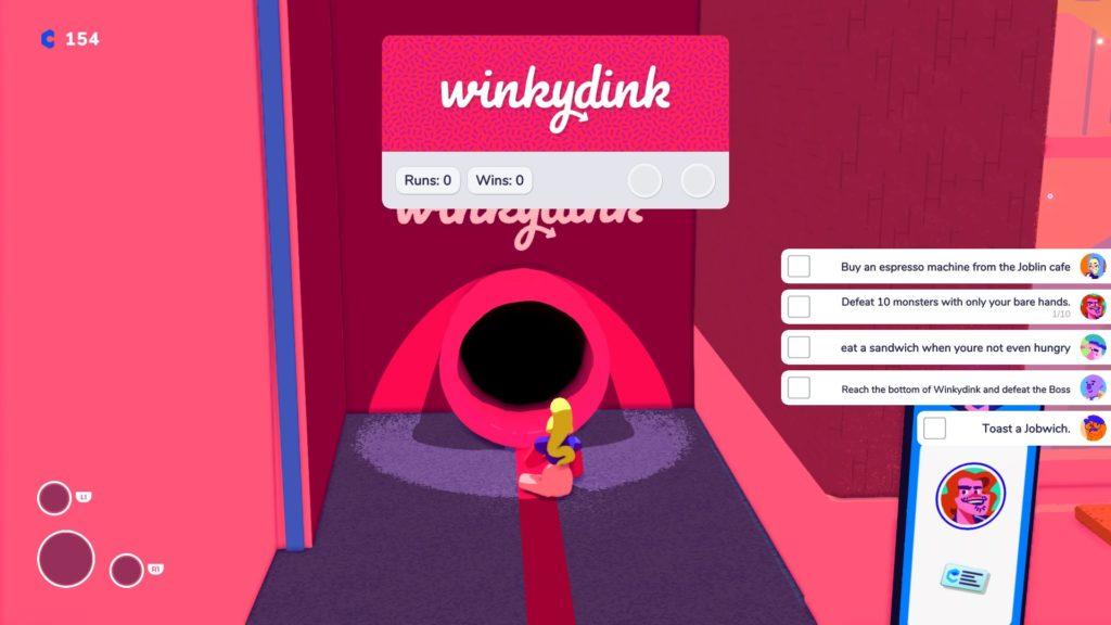 Enter Winkydink.