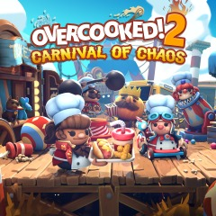 Overcooked 2 - Carnival of Chaos