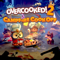 Overcooked! 2 Campfire cook off (DLC)