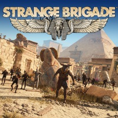 Strange Brigade The great pyramid of Bes