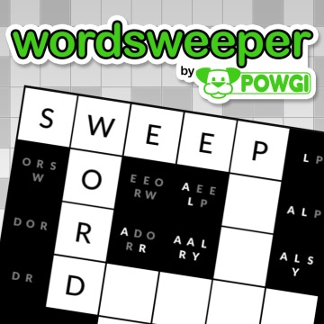 Wordsweeper by POWGI