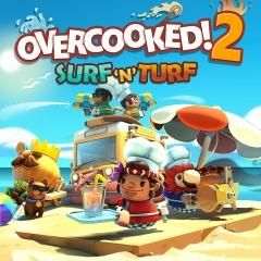 Overcooked! 2 Surf 'N' Turf (DLC)