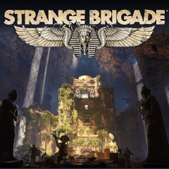 Strange Brigade The sunken Kingdom